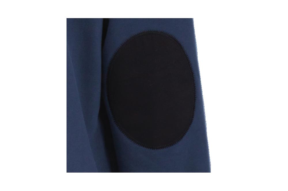 49a8f92ed5f1 Sweat shirt doublé à fermeture zip Oural Bosseur - Cotepro