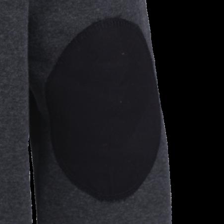 Sweat shirt de travail col châle Huron Bosseur