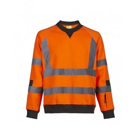 Pull haute visibilite jaune ou orange fluo Neon NW