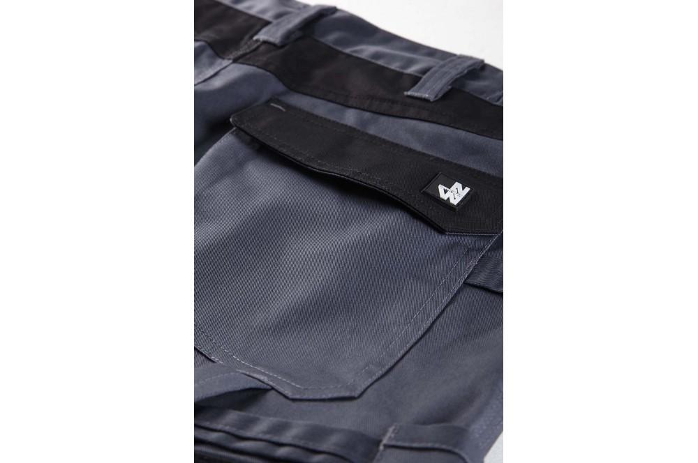 Pantalon de travail avec renforts genoux Cirrus North Ways