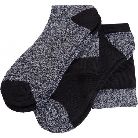 Lot de 2 paires de chaussettes de travail hommes North Ways
