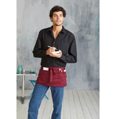 Tablier de barman coton Apron Kariban