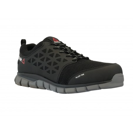 Basket sécurité Reebok S1P excel light black - Côté Pro