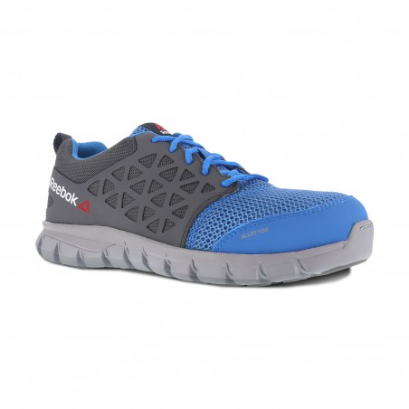 basket de sécurité excel light grey blue Reebok