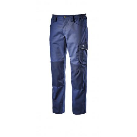 Pantalon de travail avec genouilleres Rock Poly Diadora