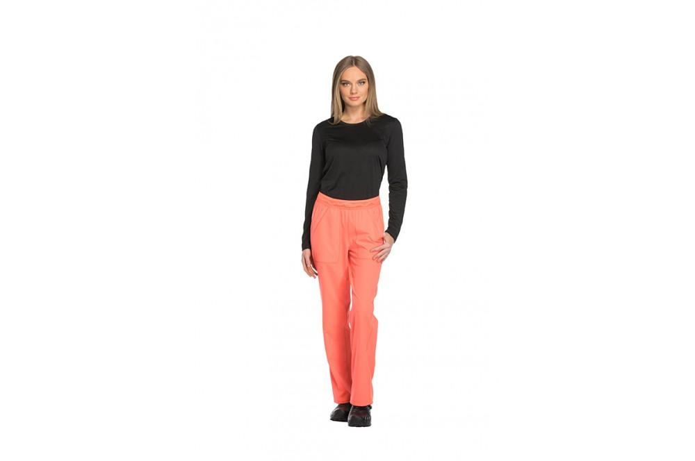 b04ef80580de0 Pantalon médical élastique femme corail Dickies - Cotepro