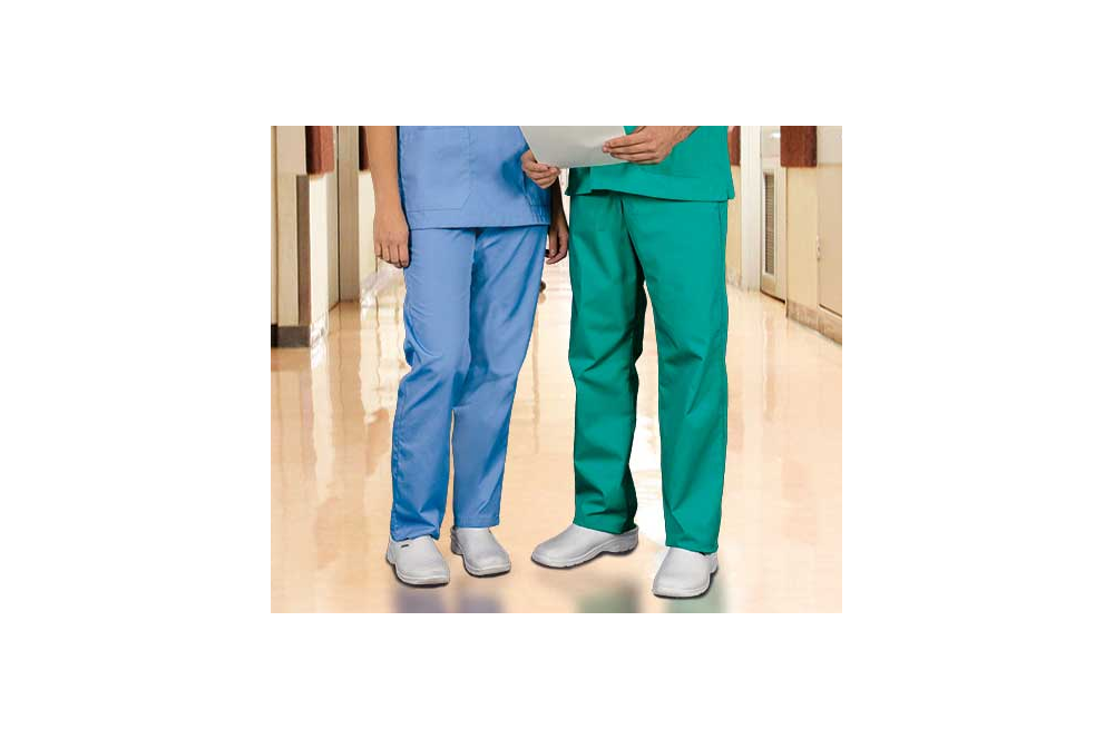 Pantalon médical unisexe pas cher Pixel valento ... 782d0aa4134