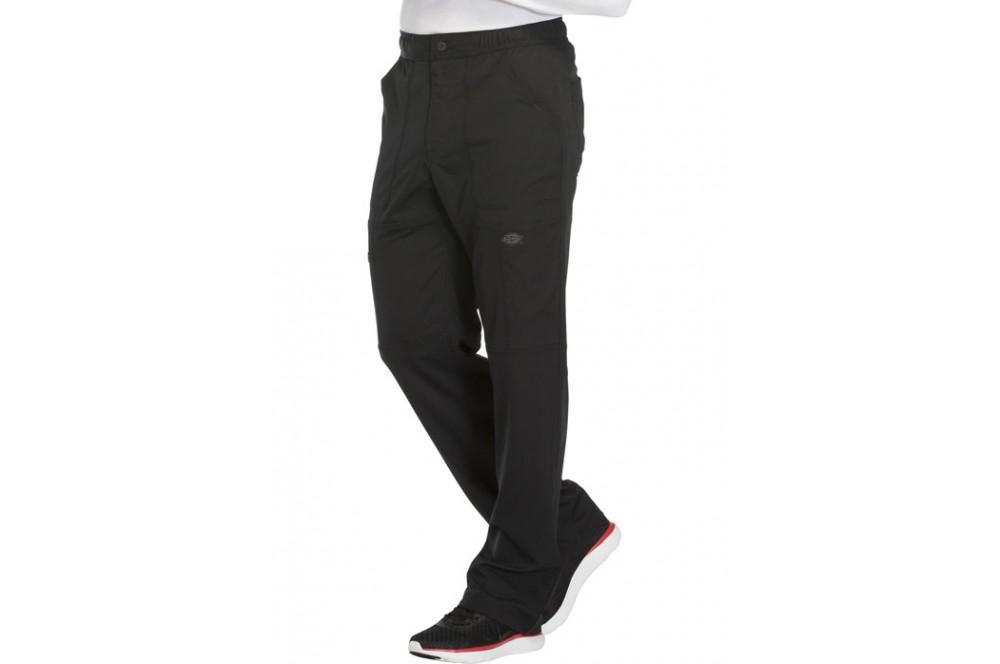 1eaa8d197a0 Pantalon médical élastique homme noir Dickies - Cotepro