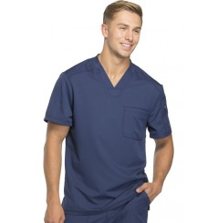 Tunique médicale homme moderne marine Dickies
