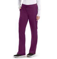 Pantalon médical femme aubergine serie us Grey's Anatomy