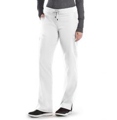Pantalon médical femme blanc serie us Grey's Anatomy