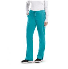 Pantalon médical femme bleu serie us Grey's Anatomy