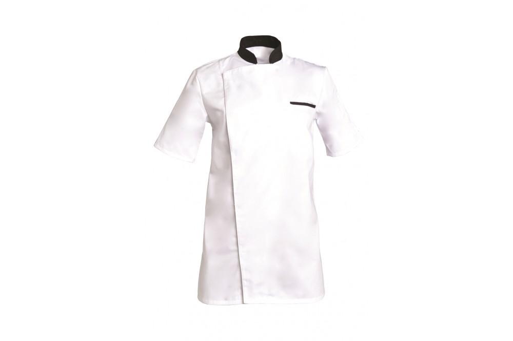 Veste de cuisine manches courtes alex MC
