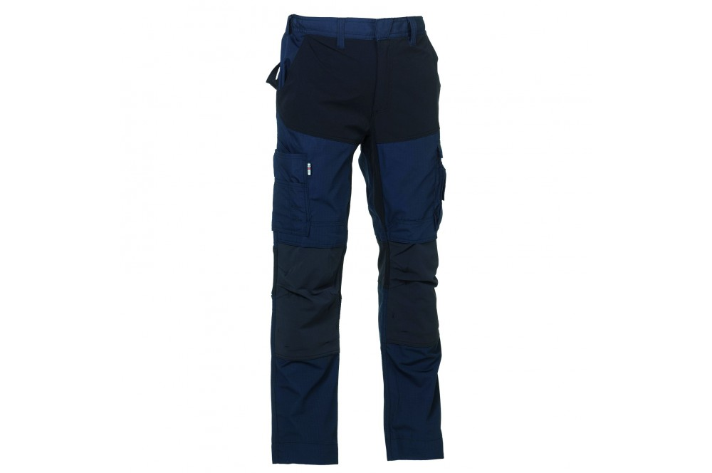 Hector Pantalon Extensible Cotepro Herock Navy De Travail wtTrqgt