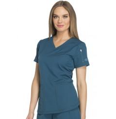 Tunique médicale femme moderne caribbean blue Dickies