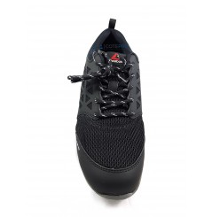 Basket sécurité Reebok S1P excel light black vue face - Côté Pro