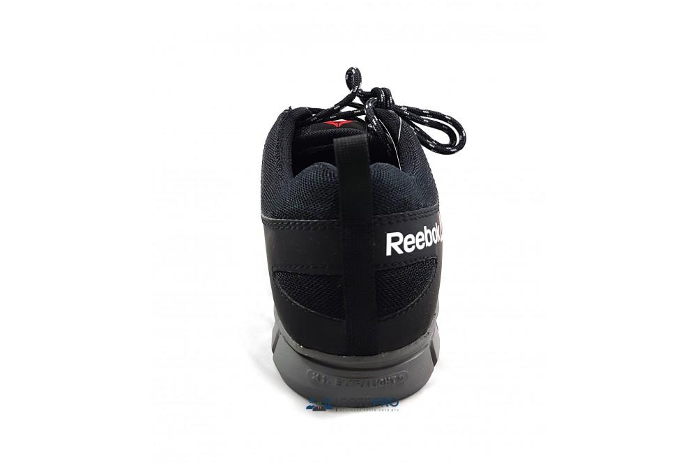 basket de sécurité excel light black Reebok