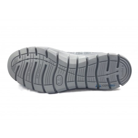 basket de sécurité excel light grey blue Reebok