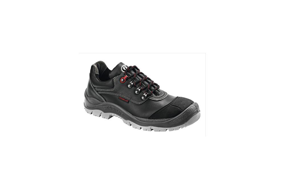 4414417c9fdaa6 Chaussure de sécurité basse grande taille derby S3 - Cotepro