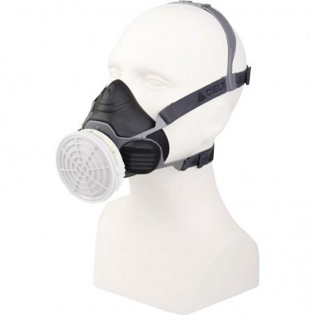 Demi masque respiratoire M6100 Jupiter Delta plus