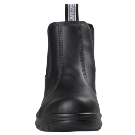Bottine de sécurité liberto black S3 Bosseur