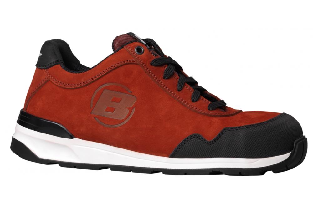 Chaussure de sécurité Spido rouge S3 Bosseur