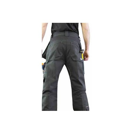 Pantalon de travail extensible canvas Etabli LMA