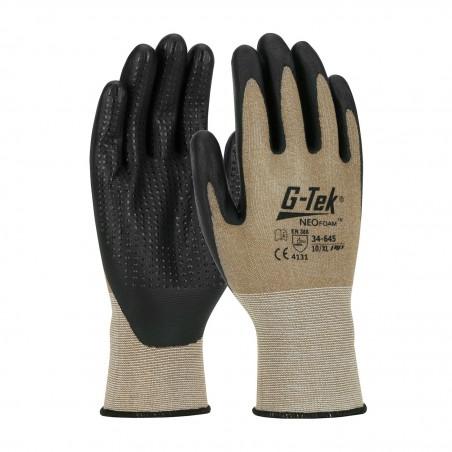 Lot de 6 gants de travail tous métiers G-Tek 34-645