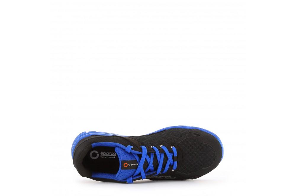Basket de sécurité practice S1P noir bleu Sparco