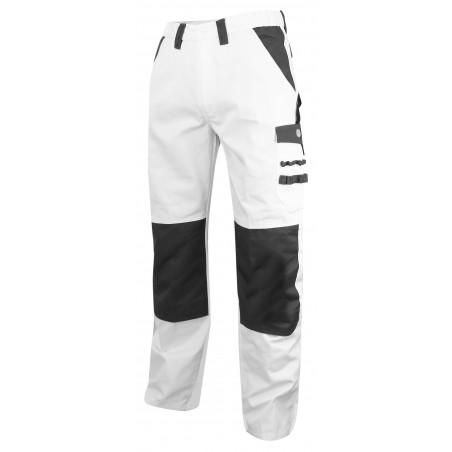 Pantalon de travail peintre poches genoux crepi LMA