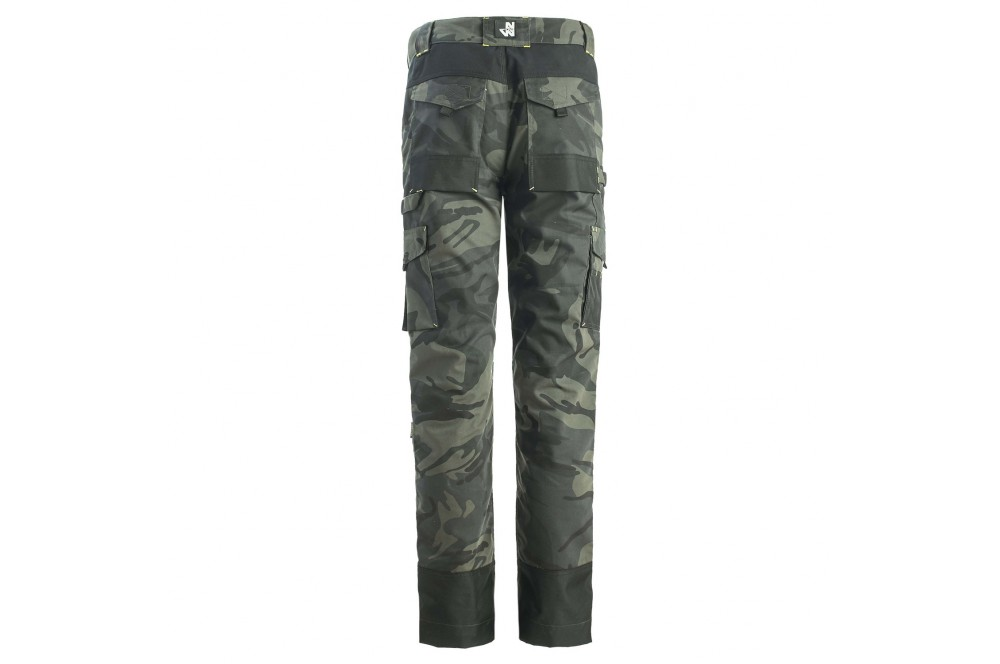 Pantalon de travail robuste Adam Woodland North Ways
