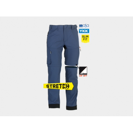 Pantalon de travail transformable Tornado Herock