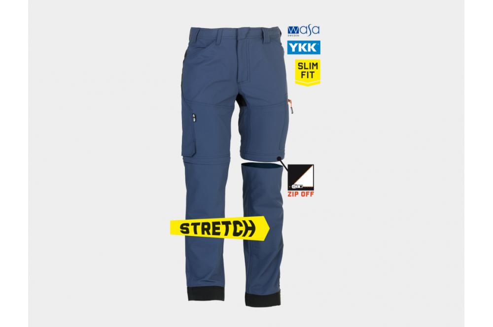 Pantalon de travail transformable Tornado Herock