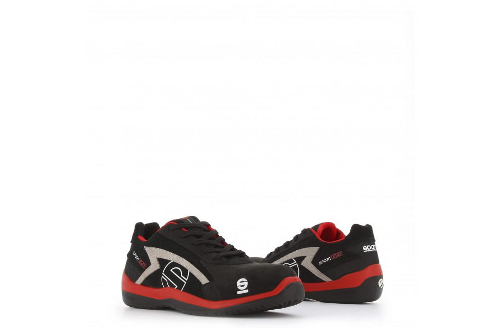 chaussure de sécurité basse Sport evo noir rouge S3 Sparco