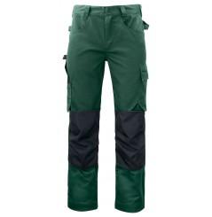 Pantalon de travail poches genouillères 5532 Projob noir ou vert