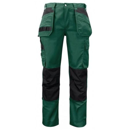 Pantalon de travail poches flottantes 5531 Projob noir ou vert