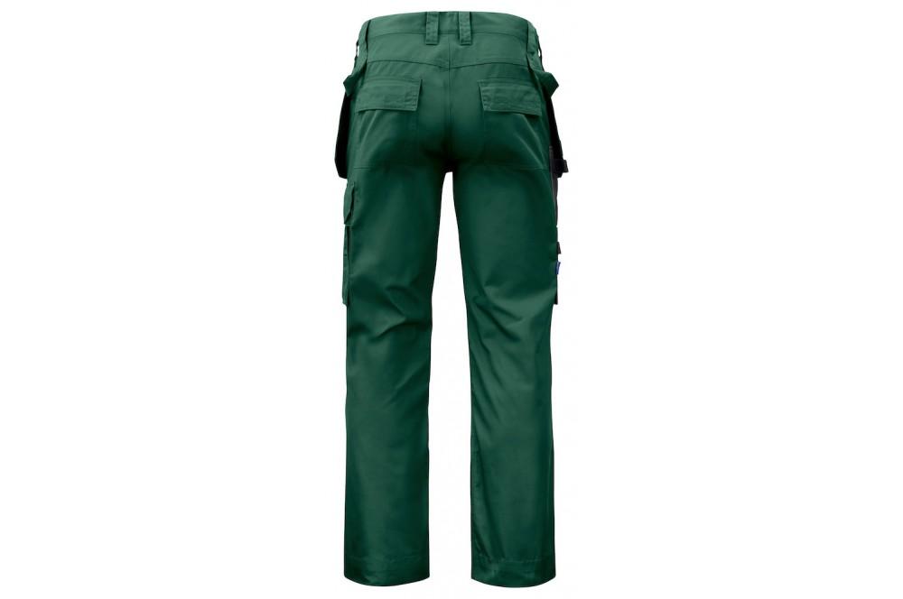 d6744b534 Pantalon de travail poches flottantes 5531 Projob noir ou vert - Cotepro