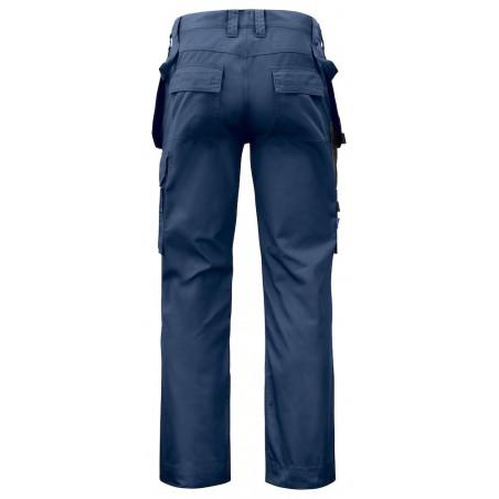 Pantalon de travail poches flottantes 5531 Projob gris ou marine