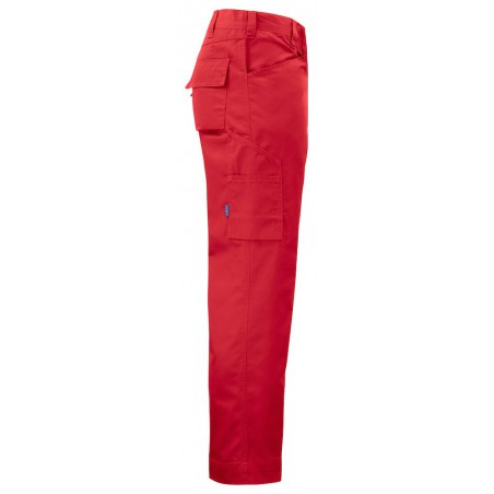 Pantalon de travail classique 2530 Projob rouge ou beige