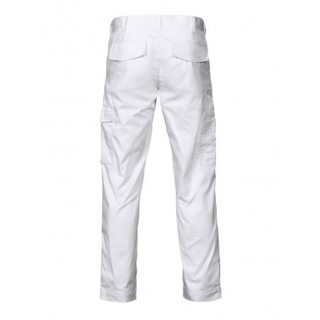 Pantalon de travail leger 2518 Projob rouge ou blanc