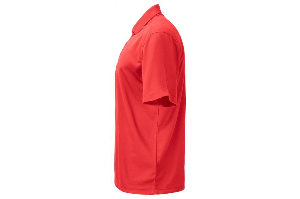 Polo de travail manches courtes piqué leger 2040 Projob rouge ou blanc