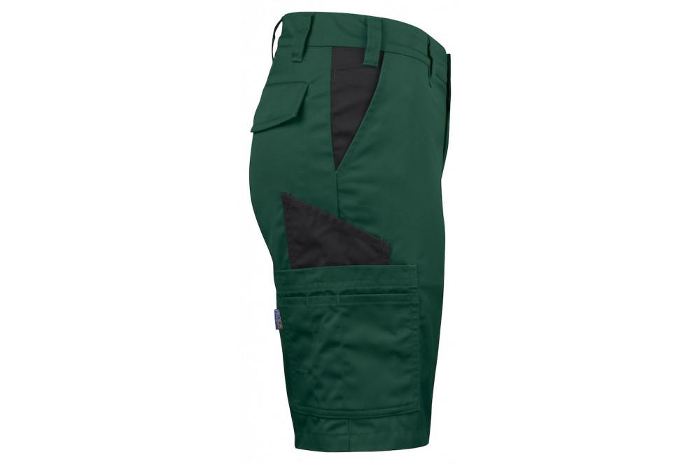 106412331 Bermuda de travail leger femme 2529 Projob noir ou vert - Cotepro