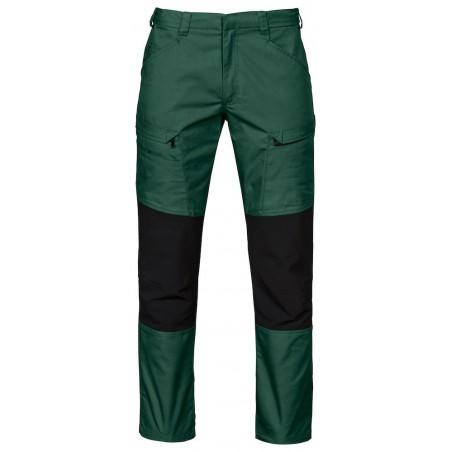 Pantalon de travail en stretch flexible 2520 Projob noir ou vert