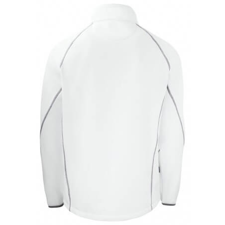 Veste softshell respirante 2422 Projob rouge ou blanche