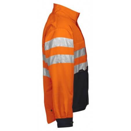 Blouson de haute visibilité 6401 Projob orange fluo