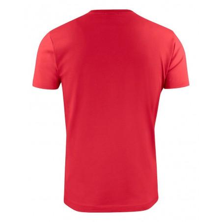 Tee shirt manches courtes rouge Heavy RSX lot de 5