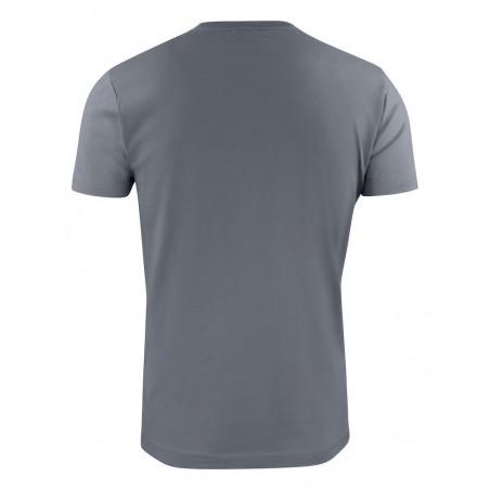Tee shirt manches courtes gris Heavy RSX lot de 5