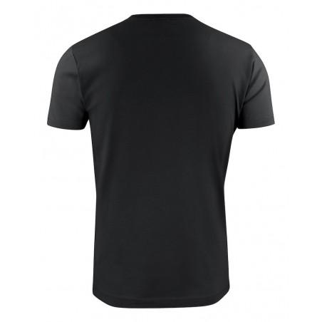 Tee shirt manches courtes noir Heavy RSX lot de 5