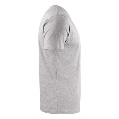 Tee shirt manches courtes eco gris light RSX lot de 5
