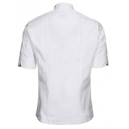 Veste de chef cuisinier coupe ajustée 7408 Projob blanche